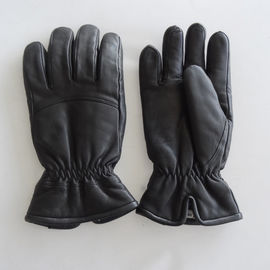 Customized Cycling Leather Driving Gloves Winter For Outdoor Motorcycle Sports