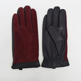 China Hot selling Henan suede leather gloves supplier