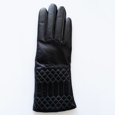 Womens Soft Leather Gloves