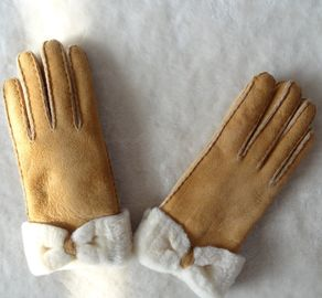 Shearling Sheepskin Gloves
