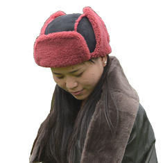 Shearling Trapper Hat